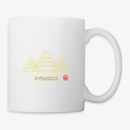 Pyramides - Mug