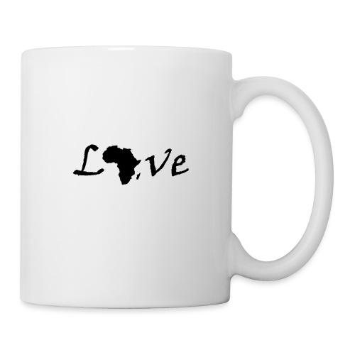 Love Africa - Tasse
