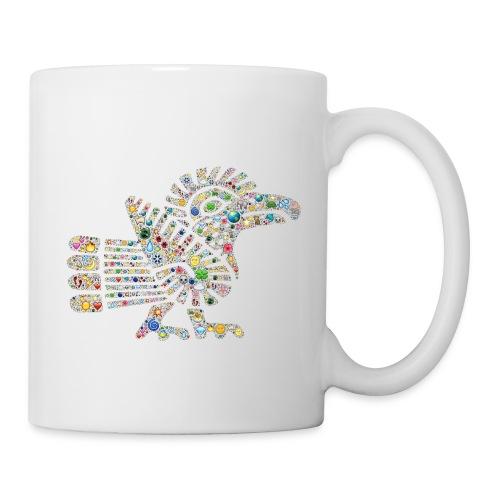 leuchtende Schwanzfederschlange - Tasse