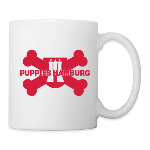 Puppies Hamburg Logo - Tasse