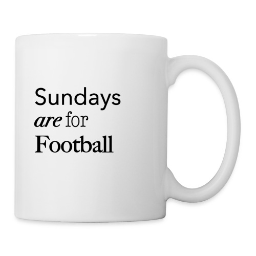Sundays are for Football - Mok
