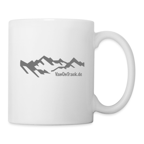 Mountain Logo - Tasse
