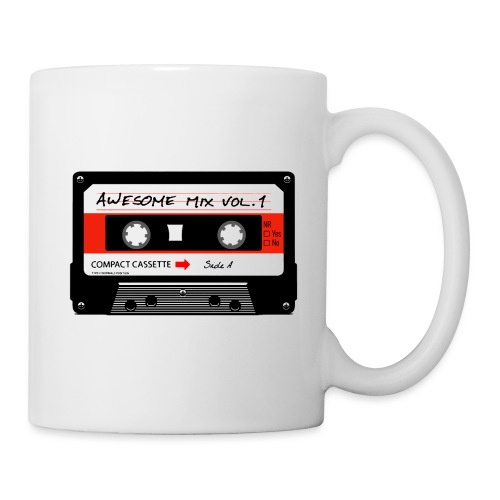 Old school audio cassette - Mug