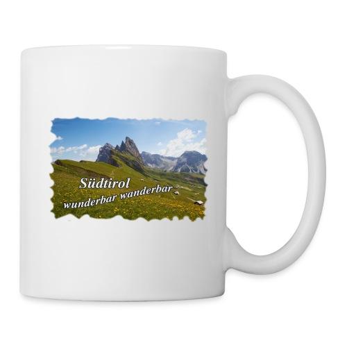 Südtirol - wunderbar wanderbar - Tasse