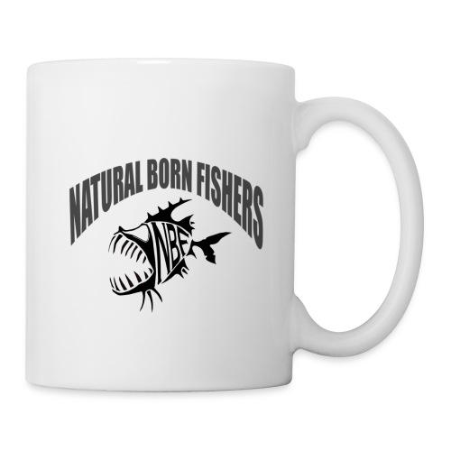 NBF-peruslogo! Kasvomaskiin tai kaffimukiin... - Muki