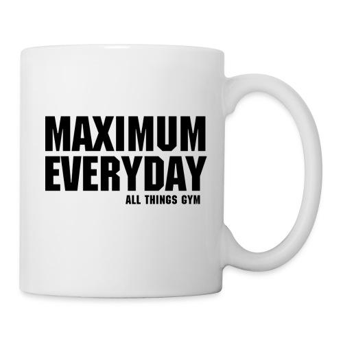 ME shirt machine v2 png - Mug