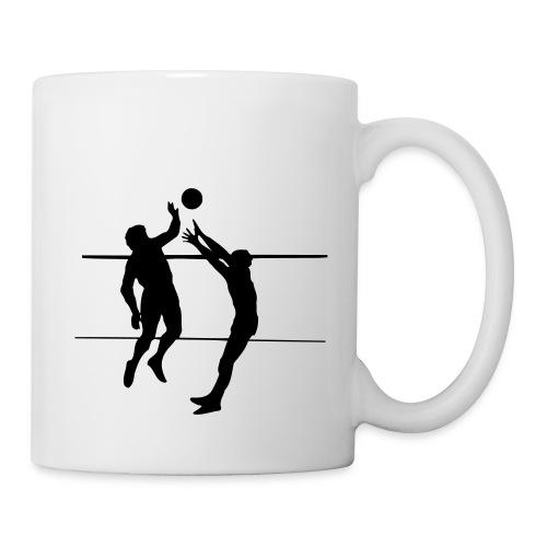 Volleybal Wedstrijd 1C - Mok