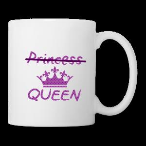Not a princess but a QUEEN - Mok