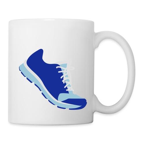 Laufschuh - Tasse