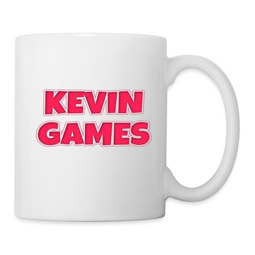 Maglietta KevinGames YouTube - Tazza