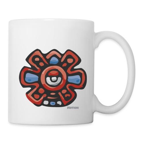 Aztec Motion Earth - Mug