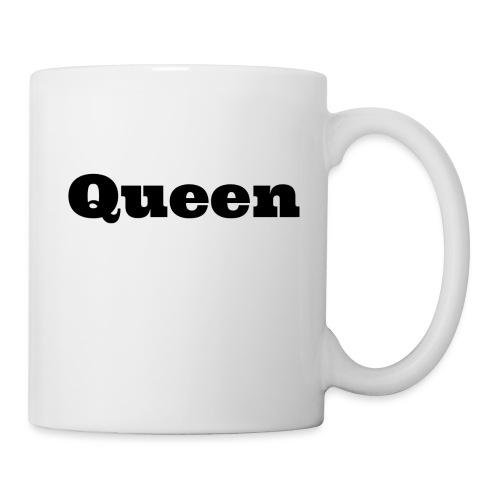 Snapback queen rood/zwart - Mok