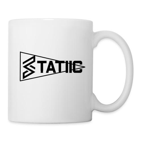 statiic text png - Mug