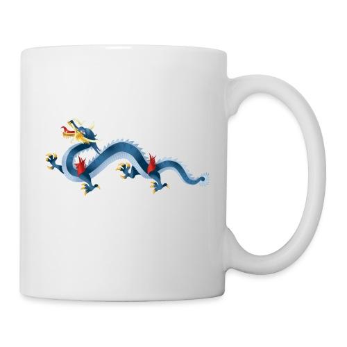 Dragon - Mug blanc