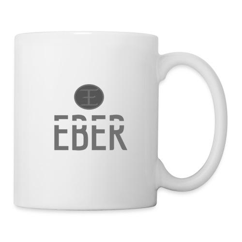 EBER: T-Shirt - White - Mugg