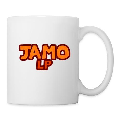 JAMOLP Logo T-shirt - Kop/krus