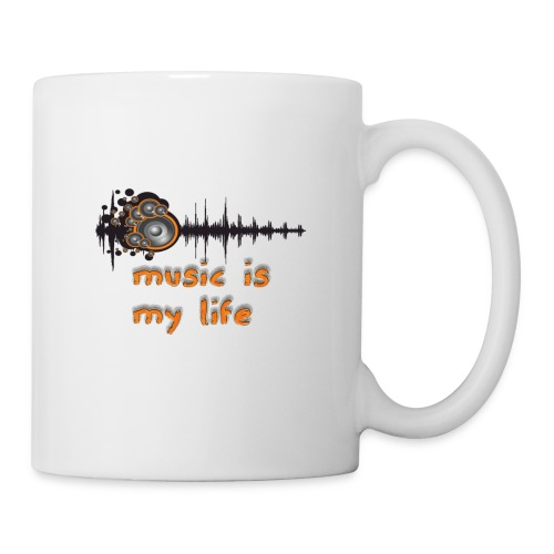 Music is my Life - Tazza