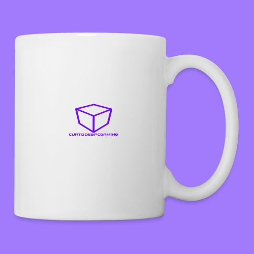 curtdoespcgaming logo #2 - Mug