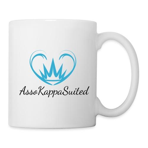 AssoKappaSuited Blu - Tazza