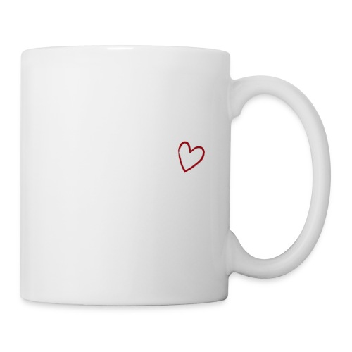 Feely love - Tasse