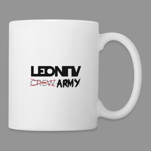 LeonTV ̶c̶̶r̶̶e̶̶w̶ ARMY - Tasse