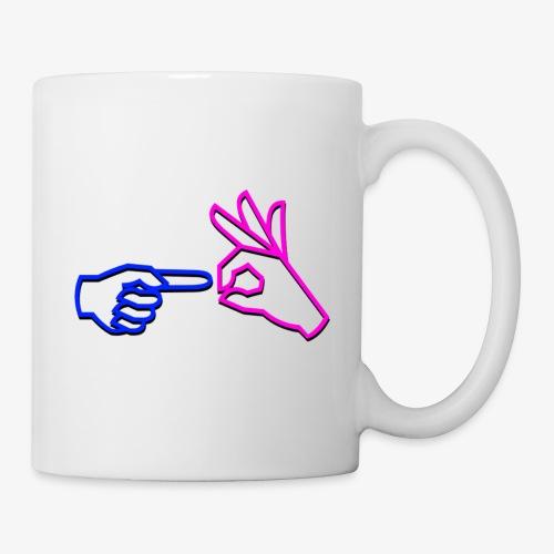 Fuck them! (Logo Edition) - Mug