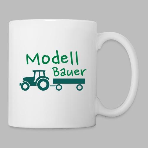 Modellbauer - Modell Bauer - Tasse