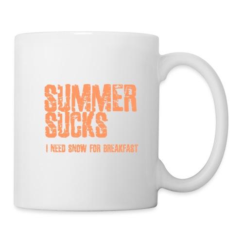 SUMMER SUCKS - Mok