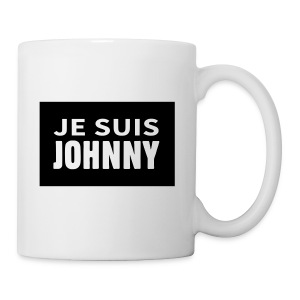 Je suis Johnny - Tasse