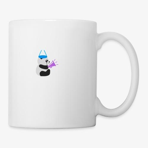 Panda with a megaPhone - Mug