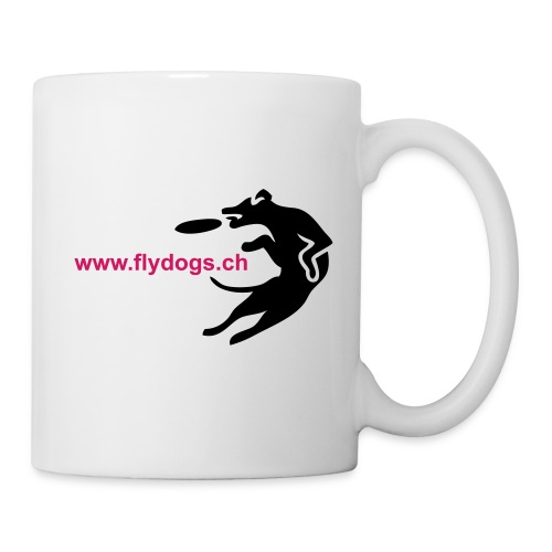 flydogslogo - Tasse