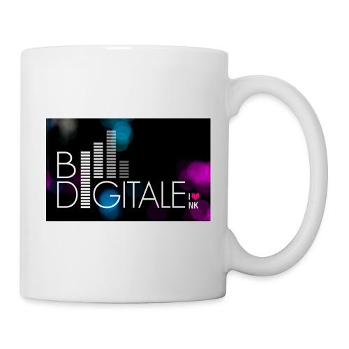 logo bidigital bild - Tasse