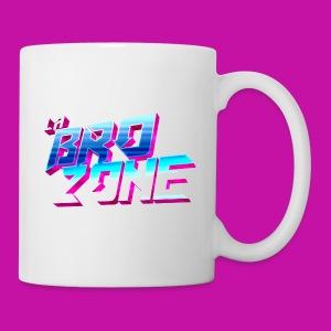 La BroZone ! - Mug blanc