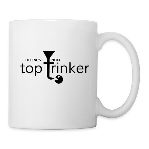 TopTrinker schwarz - Tasse