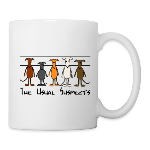 The usual suspects - Tasse