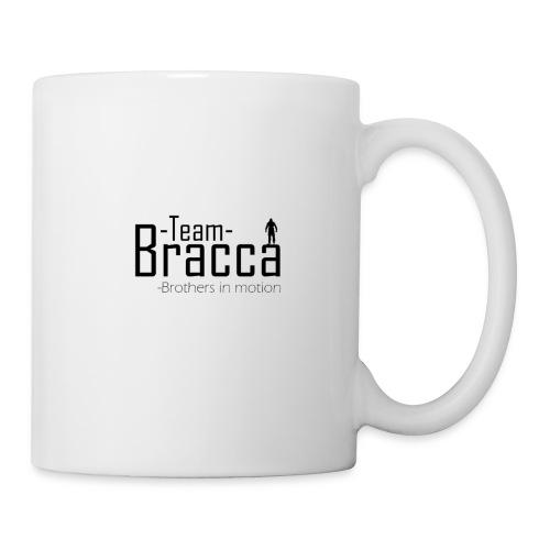 Black Bracca logo - Kop/krus