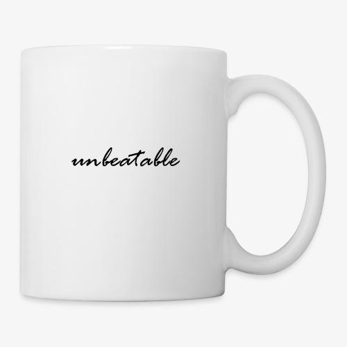 unbeatable - Tasse
