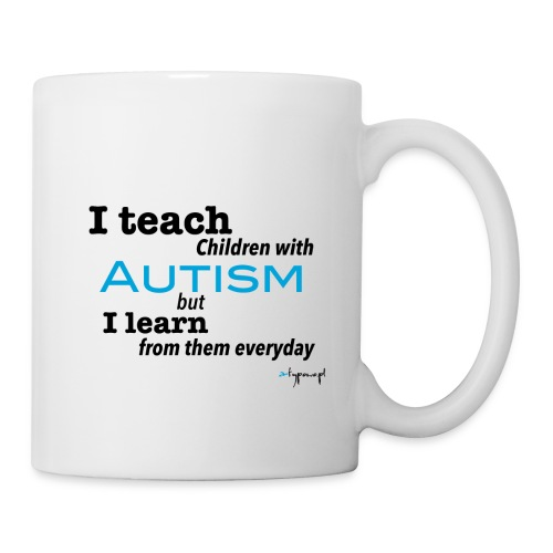 I teach children with AUTISM - Kubek