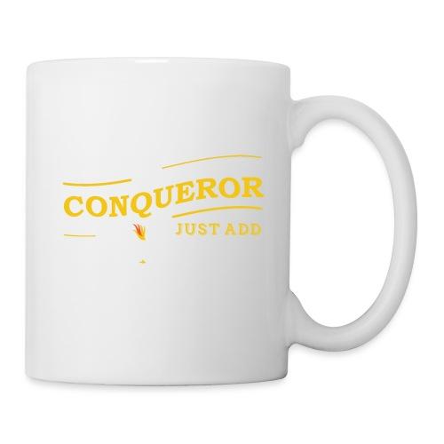 Instant Conqueror, Just Add Dragons - Mug