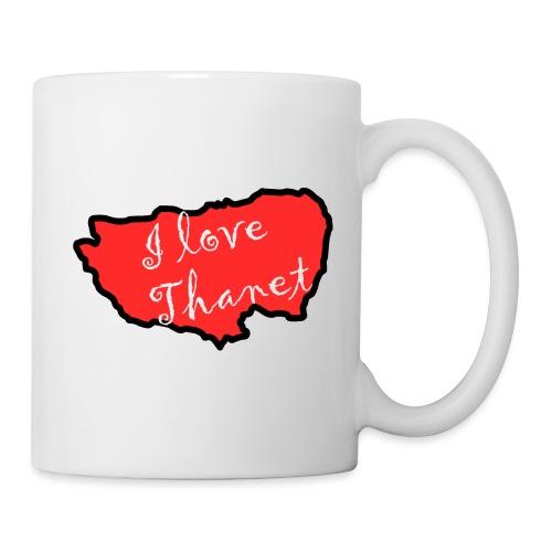 I Love Thanet - Mug