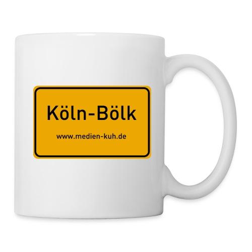 Willkommen in Köln Bölk - Tasse