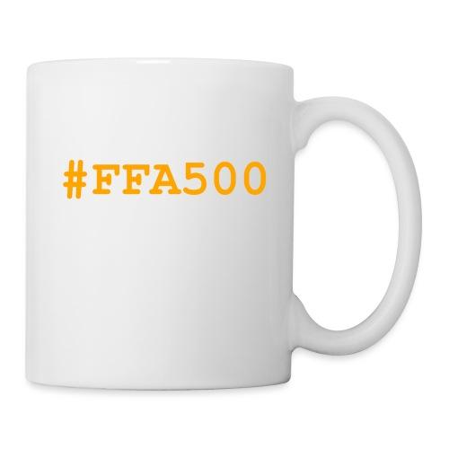 ffa500 - Mug blanc