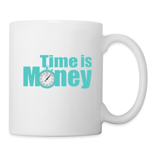 Time is Money - Tasse