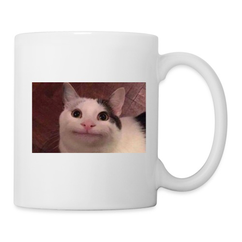 Polite cat - Mug