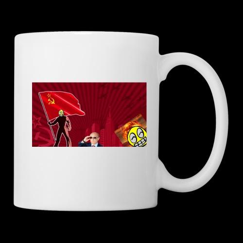 URSS feat. LeSaloo - Mug blanc