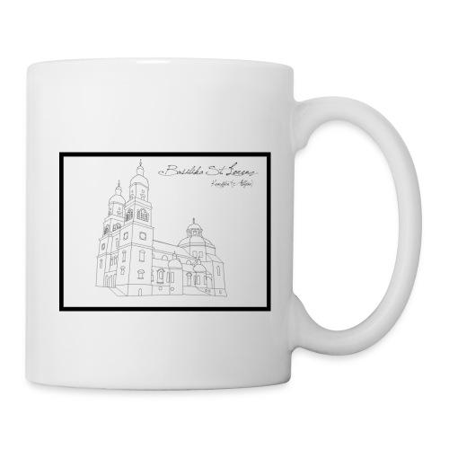 T Shirt Basilika St Lorenz Kempten Allgaeu - Tasse