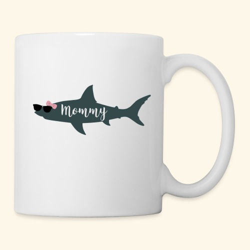 Mommy shark - Taza