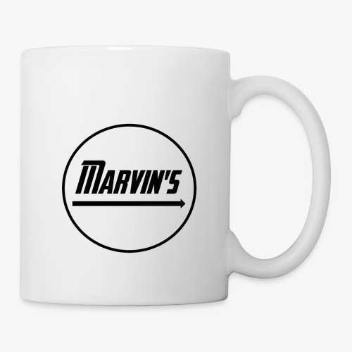 Marvin's black - Tasse