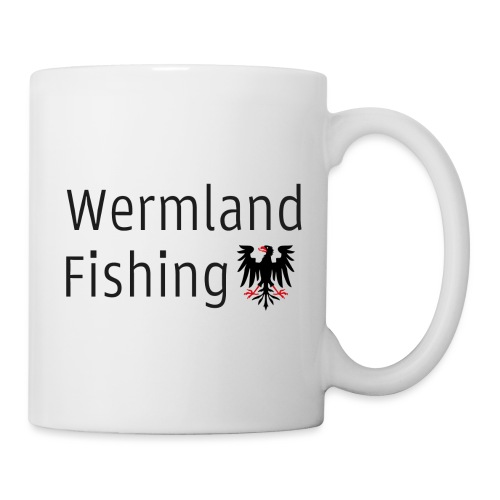 Wermland Fishing - (Black edition) - Mugg