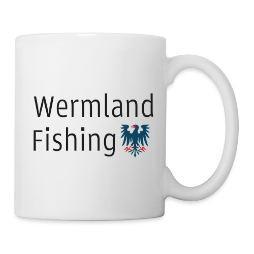 Wermland Fishing (Standard blue) - Mugg